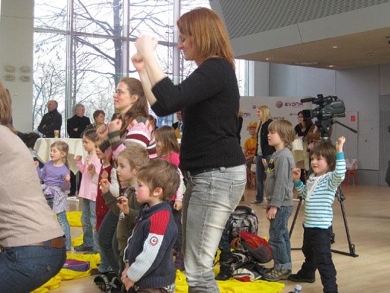 Kinderuni Düsseldorf